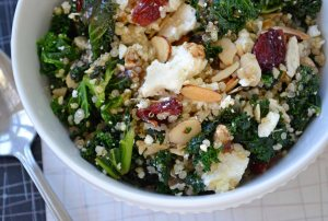 Quinoa-salad-with-kale-and-feta